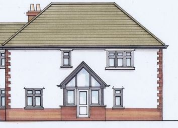 Thumbnail 3 bedroom detached house for sale in Shepherds Close, Loughborough