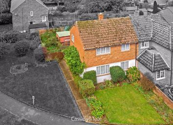 Thumbnail 3 bed semi-detached house for sale in Furse Avenue, St. Albans, Hertfordshire