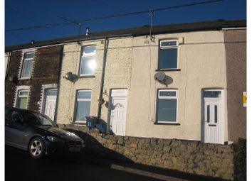Thumbnail 2 bed terraced house for sale in Austin Road, Pontypool