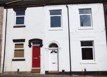 Thumbnail 1 bed terraced house to rent in Century Street, Hanley
