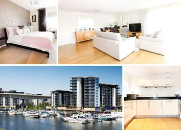 Thumbnail 3 bed flat for sale in Picton, Watkiss Way, Cardiff Bay