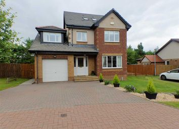 Thumbnail 5 bedroom detached house for sale in Ochil Court, Lindsayfield, East Kilbride
