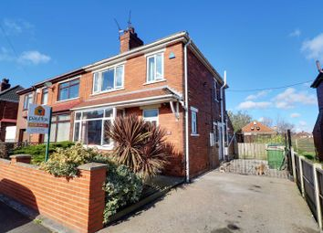 Thumbnail 3 bed semi-detached house for sale in The Crofts, Scunthorpe