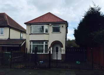 Thumbnail 3 bed detached house for sale in Chestnut Avenue, Dudley, West Midlands