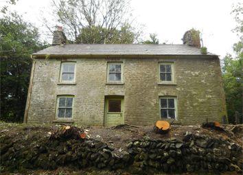 Thumbnail Land for sale in Berllan, Gwyddgrug, Pencader, Carmarthenshire