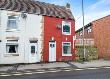 Thumbnail 2 bed end terrace house for sale in Potter Street, Worksop