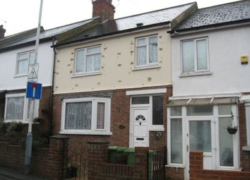 Thumbnail 3 bed property to rent in Dawson Road, Folkestone
