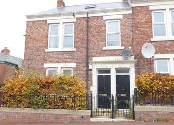 Thumbnail 3 bed maisonette to rent in Hyde Park Street, Bensham, Gateshead