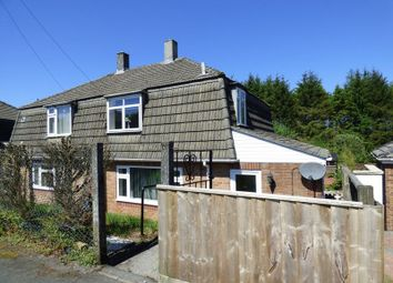 Thumbnail 3 bed semi-detached house for sale in Bellever Close, Princetown, Yelverton
