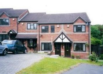 Thumbnail 2 bed terraced house to rent in Woodland Way, Birchmoor, Tamworth.