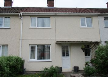 Thumbnail 3 bed terraced house to rent in Fairway, Port Talbot, Neath Port Talbot.