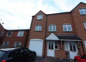Thumbnail 3 bed end terrace house to rent in Uttoxeter Road, Blythe Bridge, Stoke-On-Trent