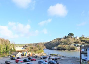 Thumbnail 2 bed flat for sale in Station Road, Fowey