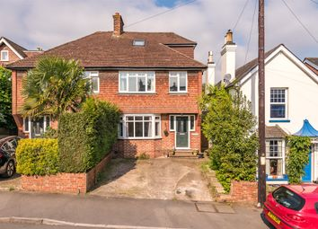 Thumbnail 4 bed semi-detached house for sale in Howard Road, Reigate, Surrey
