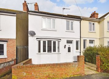 Thumbnail 3 bed end terrace house for sale in Archer Road, Folkestone