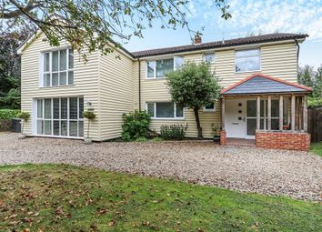 Thumbnail 5 bedroom detached house for sale in Thwaite Road, Thorndon, Eye