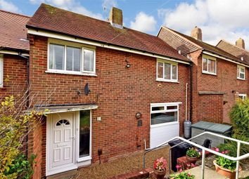 Thumbnail 3 bed terraced house for sale in Langley Crescent, Woodingdean, Brighton, East Sussex