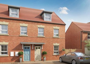 "Thumbnail 3 bed terraced house for sale in ""Nugent"" at Ashford Road, Faversham"