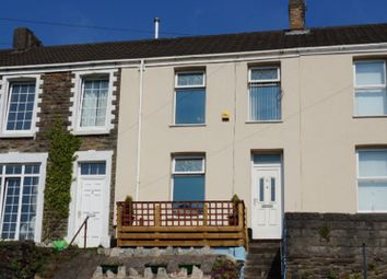 Thumbnail 3 bed terraced house for sale in Convent Street, Swansea