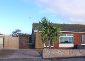 Thumbnail 2 bed semi-detached bungalow for sale in Awelon, Towyn, Abergele