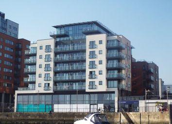 Thumbnail 2 bedroom flat for sale in Admirals Quay, Ocean Way, Ocean Village