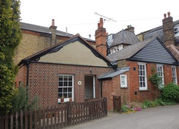 Thumbnail 2 bed cottage to rent in Hampton Court Road, East Molesey