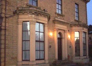 Thumbnail 1 bed flat to rent in 10 Hollyroyd House, Bank Street, Dewsbury