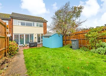 Thumbnail 3 bed end terrace house for sale in Belle Vue Road, Downe, Orpington