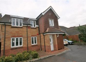 Thumbnail 2 bed maisonette to rent in Reading Road, Chineham, Basingstoke
