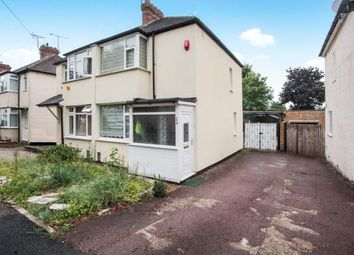 Thumbnail 2 bedroom semi-detached house for sale in Fourth Avenue, Luton, Bedfordshire, Sundon Park