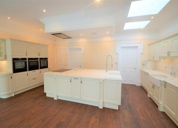 Thumbnail 5 bed detached house to rent in Hainault Grove, Chigwell