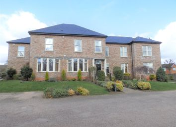 Thumbnail 2 bedroom flat for sale in Borrage Lane, Ripon, Ripon