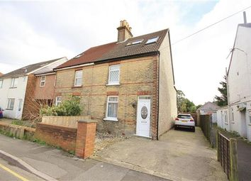 Thumbnail Semi-detached house for sale in Victoria Road, Parkstone, Poole