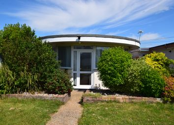 Thumbnail 2 bedroom detached bungalow for sale in Coast Road, Pevensey Bay