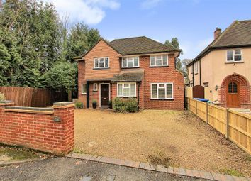Thumbnail 4 bed detached house for sale in High Road, Byfleet, West Byfleet