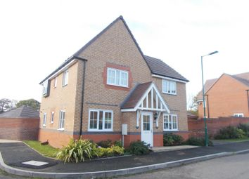Thumbnail 4 bed detached house for sale in Whitty Close, Bowbrook, Shrewsbury