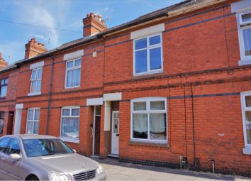 Thumbnail 3 bed terraced house for sale in Chepstow Road, Leicester