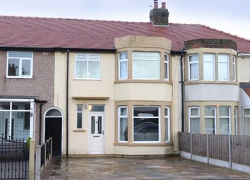 Thumbnail 3 bed terraced house for sale in Kenilworth Avenue, Fleetwood