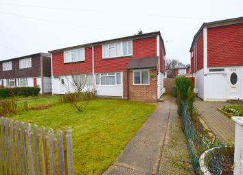 Thumbnail 3 bed end terrace house for sale in Hulcombe Walk, Aylesbury