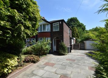 Thumbnail 3 bed semi-detached house for sale in Derbyshire Road South, Sale