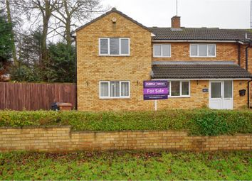 Thumbnail 3 bed end terrace house for sale in Green Close, Stevenage