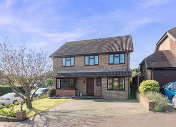 Thumbnail 5 bed detached house for sale in Batchelor Way, Uckfield