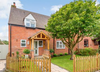 Thumbnail 3 bed semi-detached house for sale in Front Street, Pebworth, Stratford-Upon-Avon, Warwickshire