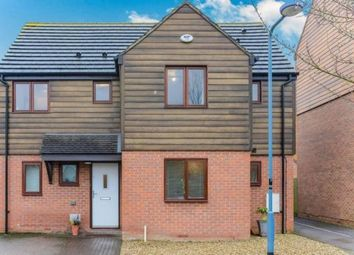 Thumbnail 4 bed detached house for sale in Chasewater Crescent, Broughton, Milton Keynes, Bucks