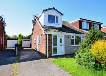Thumbnail 3 bed semi-detached house for sale in Wades Croft, Freckleton, Preston