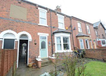 Thumbnail 3 bed terraced house for sale in Hawthorn Terrace, Goole