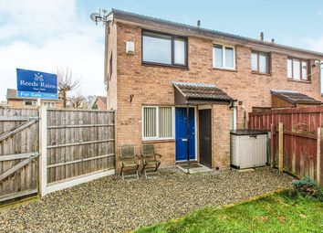 Thumbnail 1 bed semi-detached house for sale in Croft Bank, Penwortham, Preston