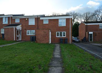 Thumbnail 3 bedroom end terrace house for sale in Millpool Gardens, Kings Heath, Birmingham