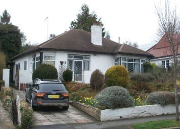 Thumbnail 4 bed detached bungalow to rent in Briton Hill Road, Sanderstead, South Croydon