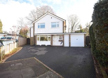 Thumbnail 4 bed detached house for sale in Paget Close, Horsham, West Sussex